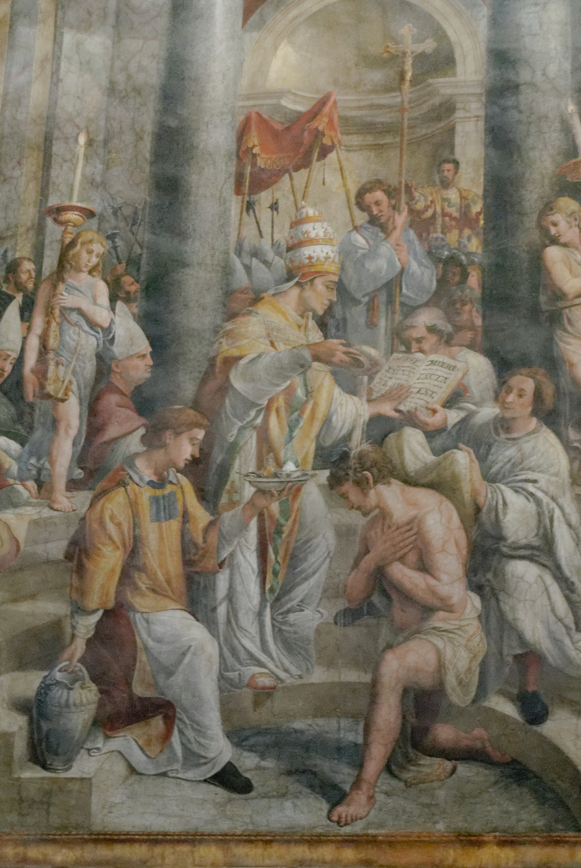 baptism_of_constantine_raphael_detail